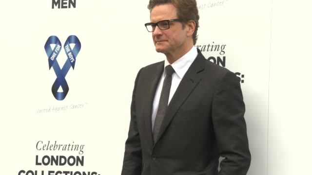 chris evans, colin firth, daniel bruhl at london collections men: one for the boys - charity ball at natural history museum on june 15, 2014 in... - the history boys stock videos & royalty-free footage