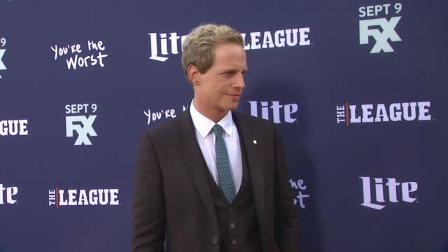 Chris Geere at the Premiere of FXX's The League Final Season and You're The Worst 2nd Season at Regency Bruin Theater on September 08 2015 in...