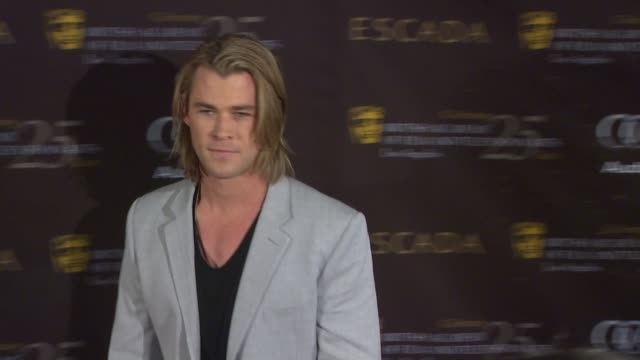 chris hemsworth at bafta los angeles 18th annual awards season tea party on 1/14/2012 in beverly hills ca - tea party stock videos and b-roll footage