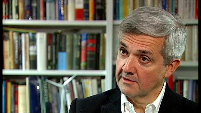 chris huhne and vicky pryce both jailed for 8 months for perverting the course of justice london int chris huhne interview sot well i certainly lied... - gefängnisausbruch stock-videos und b-roll-filmmaterial