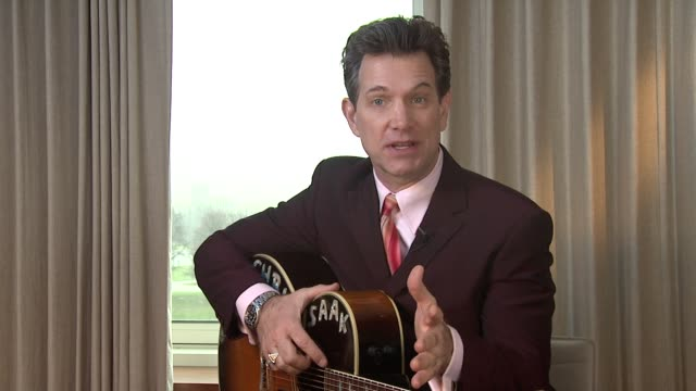 chris isaak interview 24th january 2012 london event capsule clean chris isaak interview 24th j at royal garden hotel on january 24 2012 in london... - event capsule stock videos & royalty-free footage