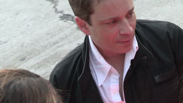 chris kattan greets fans at that's my boy premiere at regency village theatre in westwood 06/04/12 - regency village theater stock videos and b-roll footage