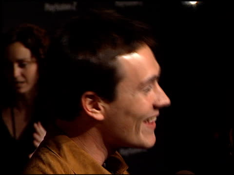 Chris Klein at the Playstation 2 One Year Anniversary Party at the St Regis Hotel in Century City California on October 18 2001