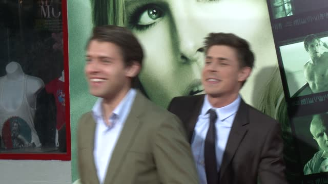 chris lowell at veronica mars los angeles premiere at tcl chinese theatre on march 12 2014 in hollywood california - mann theaters stock videos & royalty-free footage