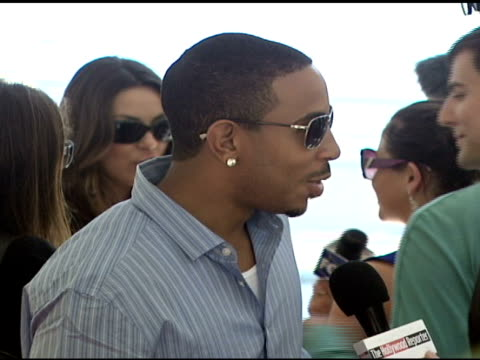 chris 'ludacris' bridges at the comiccon 2008 at san diego ca - ludacris stock videos & royalty-free footage