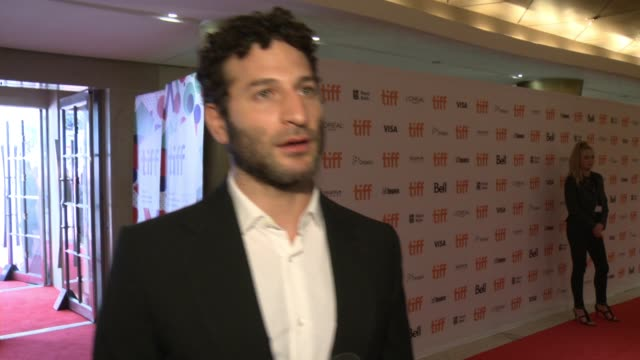 """chris moukarbel at the worldwide premiere of the netflix original documentary """"gaga: five foot two"""" at the toronto international film festival at... - documentary film stock videos & royalty-free footage"""