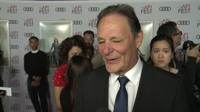 interview chris mulkey at the on the basis of sex opening night world premiere gala screening presented by focus features and participant media at... - participant stock videos & royalty-free footage