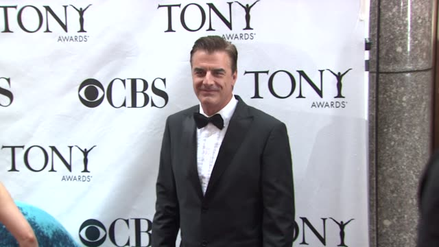 Chris Noth at the 64th Annual Tony Awards at New York NY