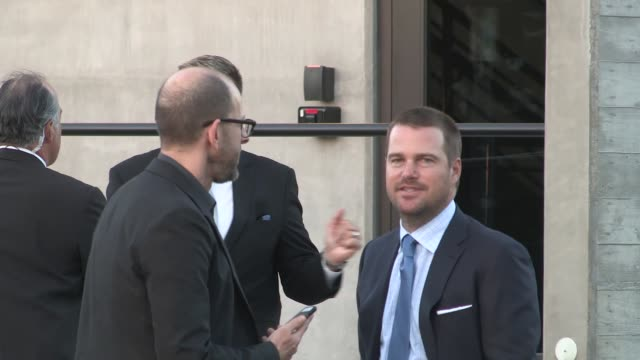 Chris O'Donnell arrives at Mattel Children's Hospital UCLA Kaleidoscope Ball in Culver City in Celebrity Sightings in Los Angeles