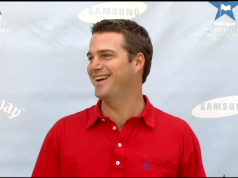 Chris O'Donnell at the Golf Digest Celebrity Invitational to Benefit the Prostate Cancer Foundation at Riviera Country Club in Pacific Palisades...