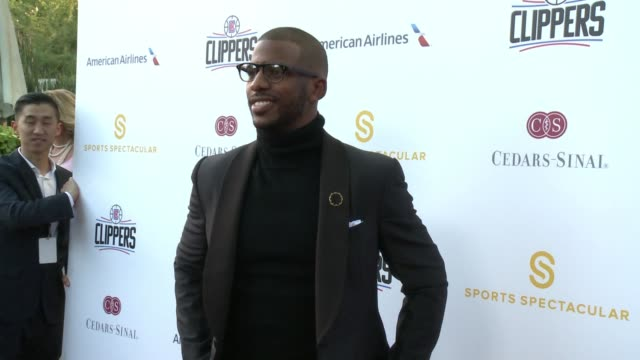 Chris Paul at 31st Annual CedarsSinai Sports Spectacular in Los Angeles CA