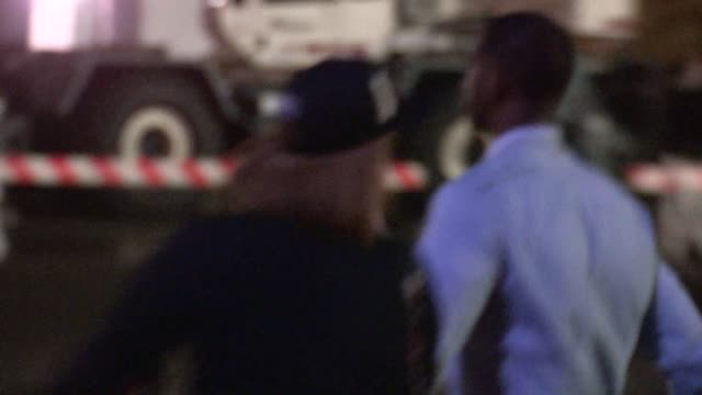 Chris Paul departs the JayZ Beyonce On The Run Tour at Pasadena in Celebrity Sightings in Los Angeles