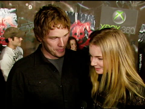 Emily Vancamp Chris Pratt Emily Vancamp V...