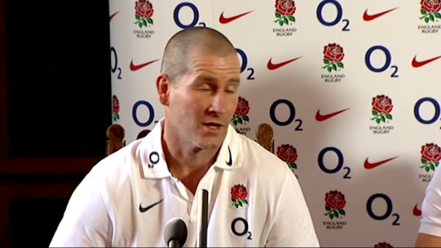 chris robshaw named as new england rugby captain int lancaster sot re dellon extremely disappointing to get to a position where we've done a lot of... - dynamics stock videos and b-roll footage