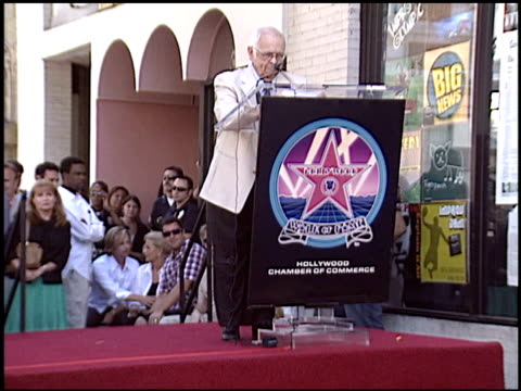 Chris Rock at the Dediction of Chris Farley's Walk of Fame Star at the Hollywood Walk of Fame in Hollywood California on August 26 2005