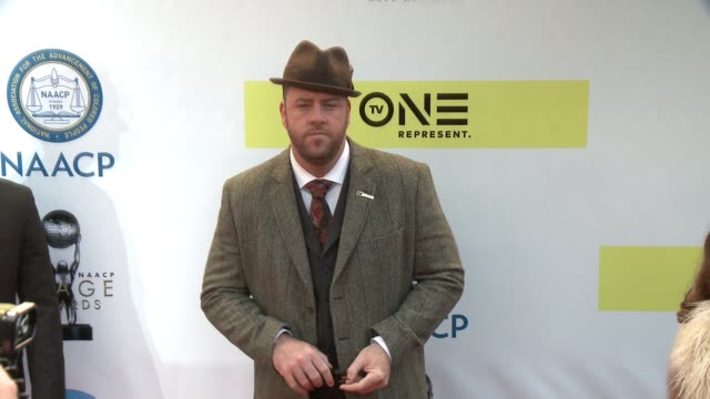 Chris Sullivan at 48th NAACP Image Awards at Pasadena Civic Auditorium on February 11 2017 in Pasadena California
