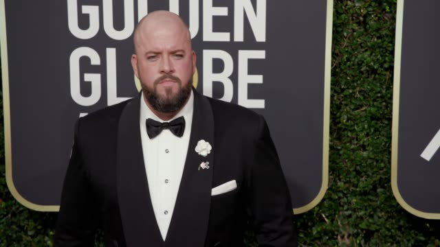 Chris Sullivan at the 75th Annual Golden Globe Awards at The Beverly Hilton Hotel on January 07 2018 in Beverly Hills California