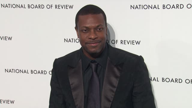 Chris Tucker 2013 National Board Of Review Awards Gala Arrivals at Cipriani Wall Street on January 08 2013 in New York New York