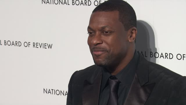 Chris Tucker at 2013 National Board Of Review Awards Gala Arrivals at Cipriani Wall Street on January 08 2013 in New York New York