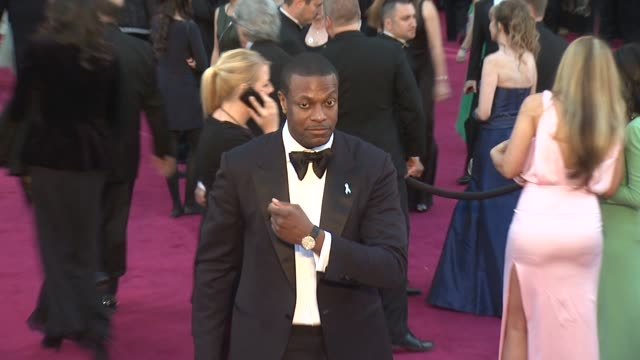 Chris Tucker at 85th Annual Academy Awards Arrivals on 2/24/13 in Los Angeles CA