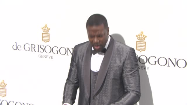 Chris Tucker at De Grisogono Private Party at Hotel du CapEdenRoc on May 17 2016 in Cap d'Antibes France