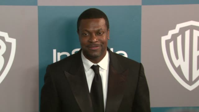 Chris Tucker at the 13th Annual Warner Bros And InStyle Golden Globe AfterParty in Beverly Hills CA on 1/15/12
