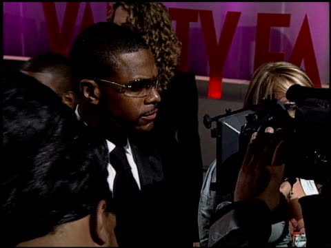 Chris Tucker at the 2002 Academy Awards 'AGO' Party at the Kodak Theatre in Hollywood California on March 24 2002
