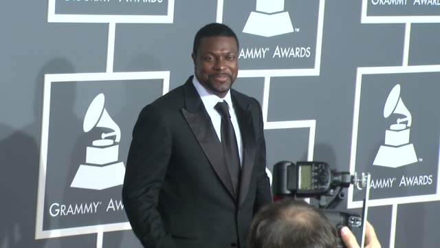 Chris Tucker at the 51st Annual Grammy Awards Part 4 at Los Angeles CA