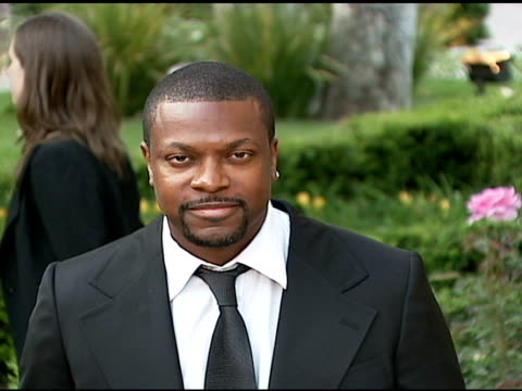 Chris Tucker at the Chrysalis' Fifth Annual Butterfly Ball at Private residence in Bel Air California on June 10 2006
