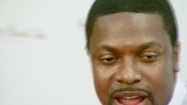 Chris Tucker at the DesignCare 2007 at the home of Tammy and Eric Gustavson in Malibu California on July 22 2007