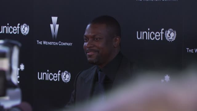 Chris Tucker at the Montblanc Charity Cocktail hosted by The Weinstein Company to benefit UNICEF at Soho House at West Hollywood CA