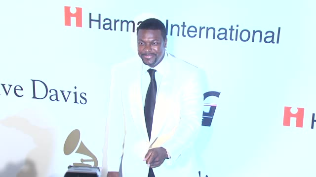 Chris Tucker at the PreGRAMMY Gala Salute to Industry Icons with Clive Davis at Los Angeles CA