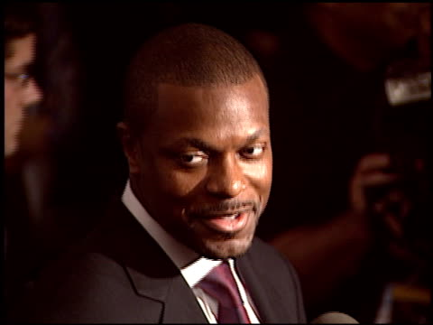 Chris Tucker at the Ray Charles Tribute at the Beverly Hilton in Beverly Hills California on September 29 2004