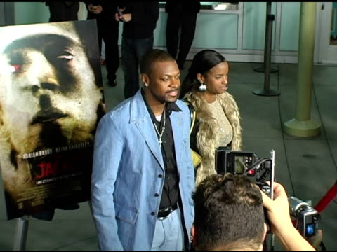 Chris Tucker at the Special Screening of 'The Jacket' at the Pacific ArcLight Theatre in Los Angeles California on February 28 2005