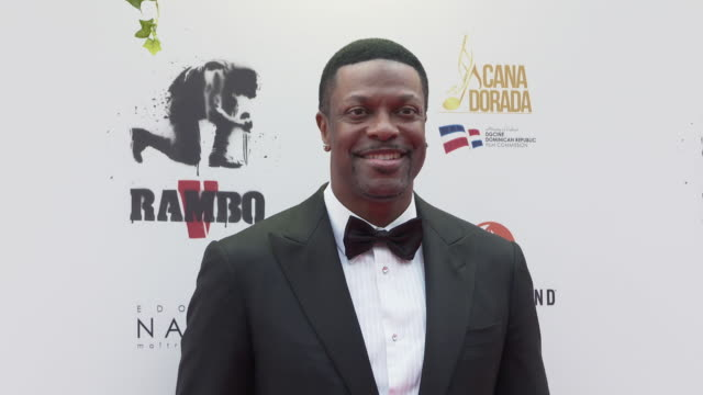 chris tucker at the sylvester stallone millennium media dinner cocktail reception arrivals on may 24 2019 in cannes france - 72nd international cannes film festival stock videos and b-roll footage
