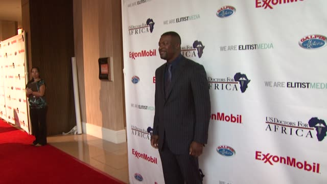 Chris Tucker at the US Doctors For Africa Honors The First Ladies Of Africa at Beverly Hills CA