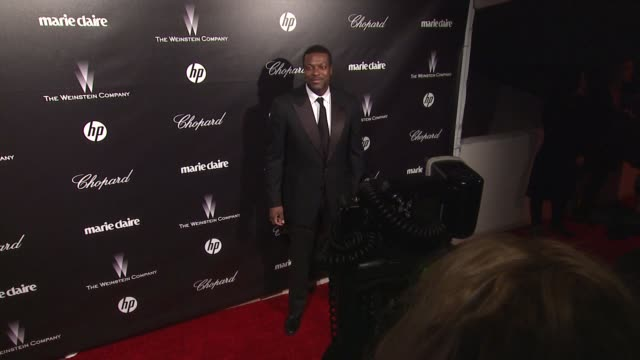 Chris Tucker at The Weinstein Company Golden Globe AfterParty at The Beverly Hilton Hotel on 1/15/12 in Los Angeles CA
