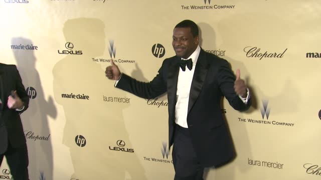 Chris Tucker at The Weinstein Company's 2013 Golden Globe Awards After Party 1/13/2013 in Beverly Hills CA