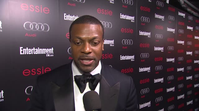 interview chris tucker on awards season what's it been like with silver linings playbook being recognized by so many places on the film and on the... - entertainment weekly stock-videos und b-roll-filmmaterial