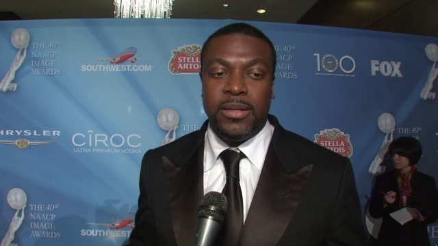 Chris Tucker on how the award show was and how his favorite part was Muhammad Ali getting honored how things have changed over 100 years and who his...