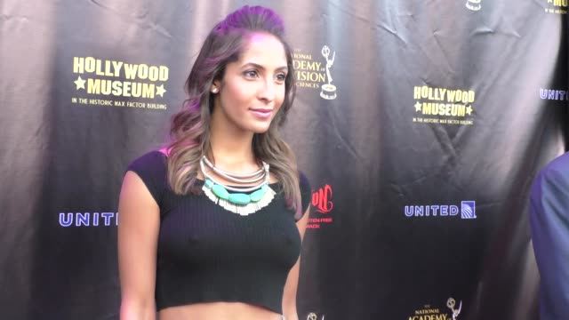 Christel Khalil at the 2016 Daytime Emmy Awards Nominees Reception at The Hollywood Museum in Hollywood in Celebrity Sightings in Los Angeles