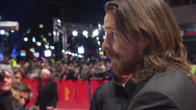 Christian Bale at 'Knight of Cups' Red Carpet 65th Berlin Film Festival at Berlinale Palast on February 08 2015 in Berlin Germany
