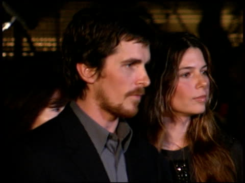 christian bale at the 'batman begins' press conference and premiere at roppongi hills in tokyo on may 31 2005 - roppongi hills stock videos and b-roll footage