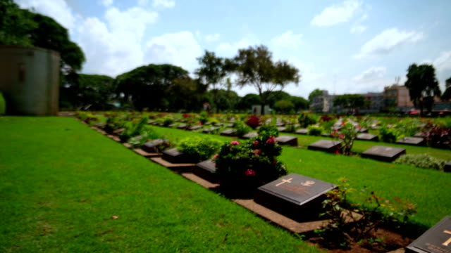 christian cemeteries - funeral stock videos & royalty-free footage