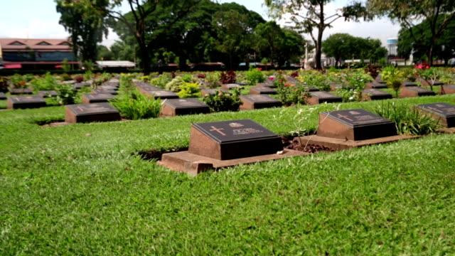 vidéos et rushes de chrétienne cimetières - culture thaïlandaise