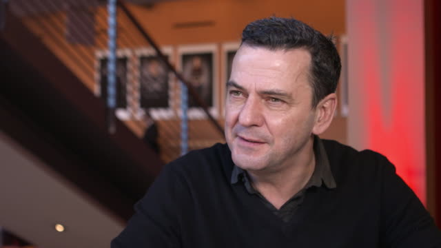 INTERVIEW Christian Petzold on why he was interested in making a film with such political resonance in 2018 where Europeans become refugees at 68th...