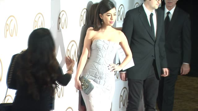 Christian Serratos at 26th Annual Producers Guild Awards in Los Angeles CA