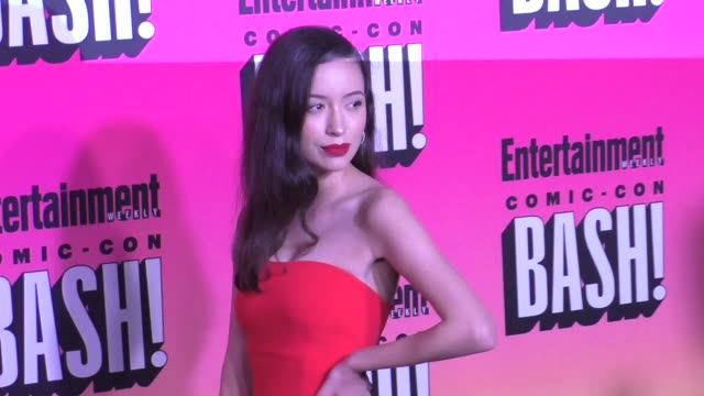 Christian Serratos at Entertainment Weekly Hosts Annual ComicCon Celebration at Float at Hard Rock Hotel San Diego on July 23 2016 in San Diego...