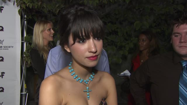 Christian Serratos on puppy mills pets 'TwilightNew Moon' at the NSF The Humane Society And GQ Magazine Join Forces To Stop Puppy Mills at Beverly...