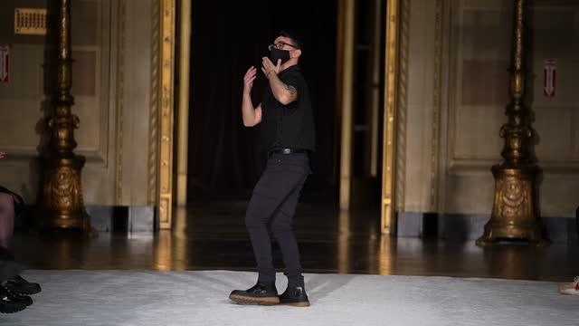 NY: Christian Siriano FW2021 NYFW Show - Runway